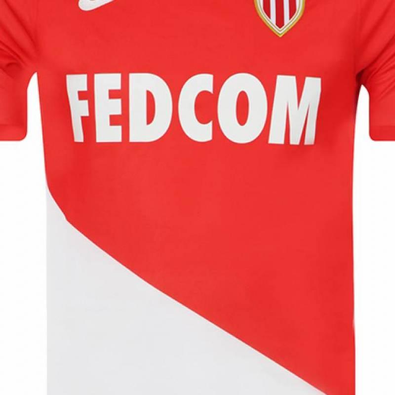 Maillot AS Monaco domicile 2017/2018