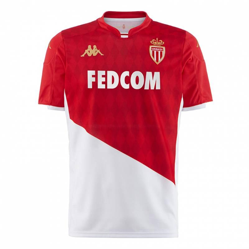 Maillot AS Monaco domicile 2019/2020