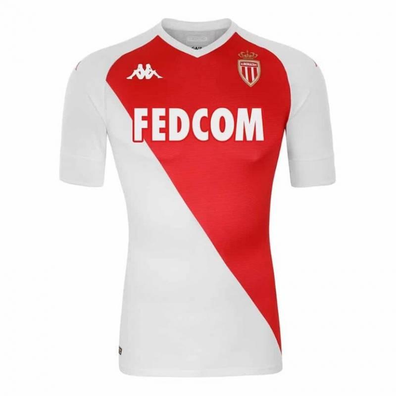 Maillot Monaco domicile 2020/2021