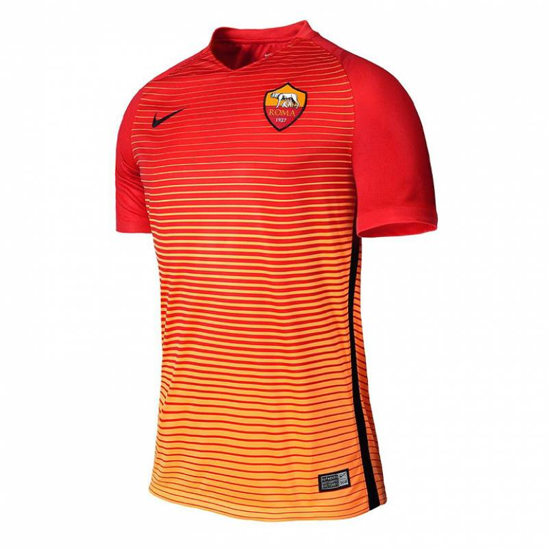 Maillot AS Rome third 2016/2017