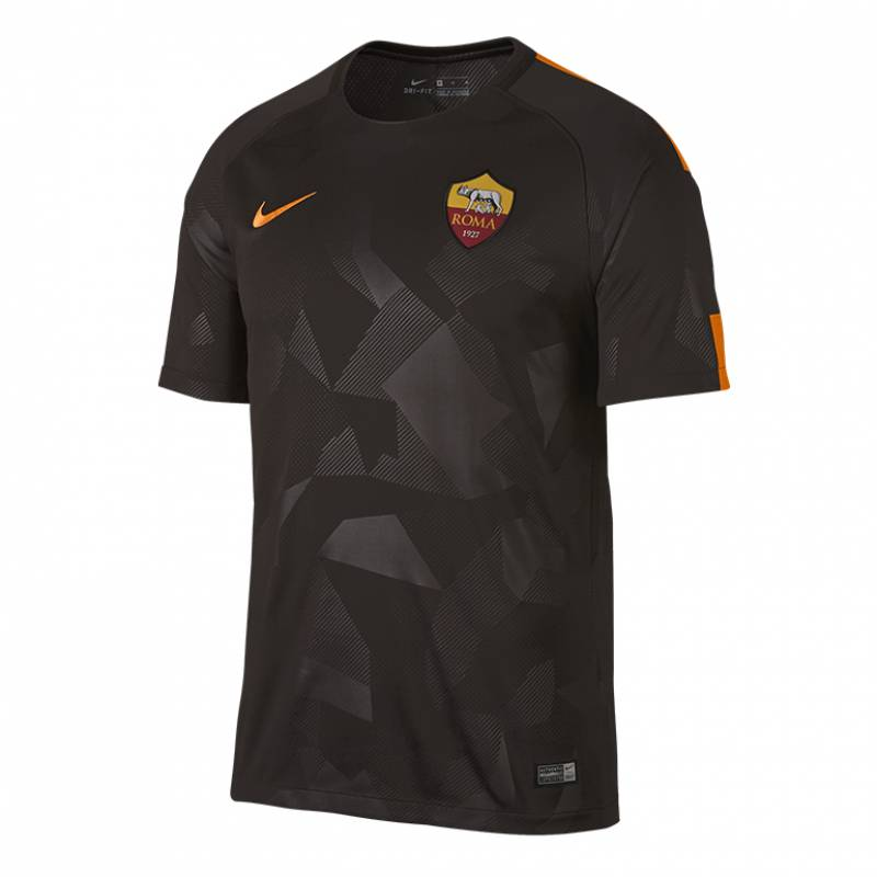 Maillot AS Rome third 2017/2018