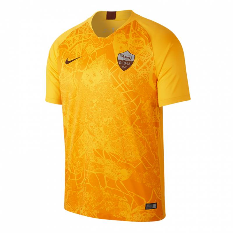Maillot AS Rome third 2018/2019