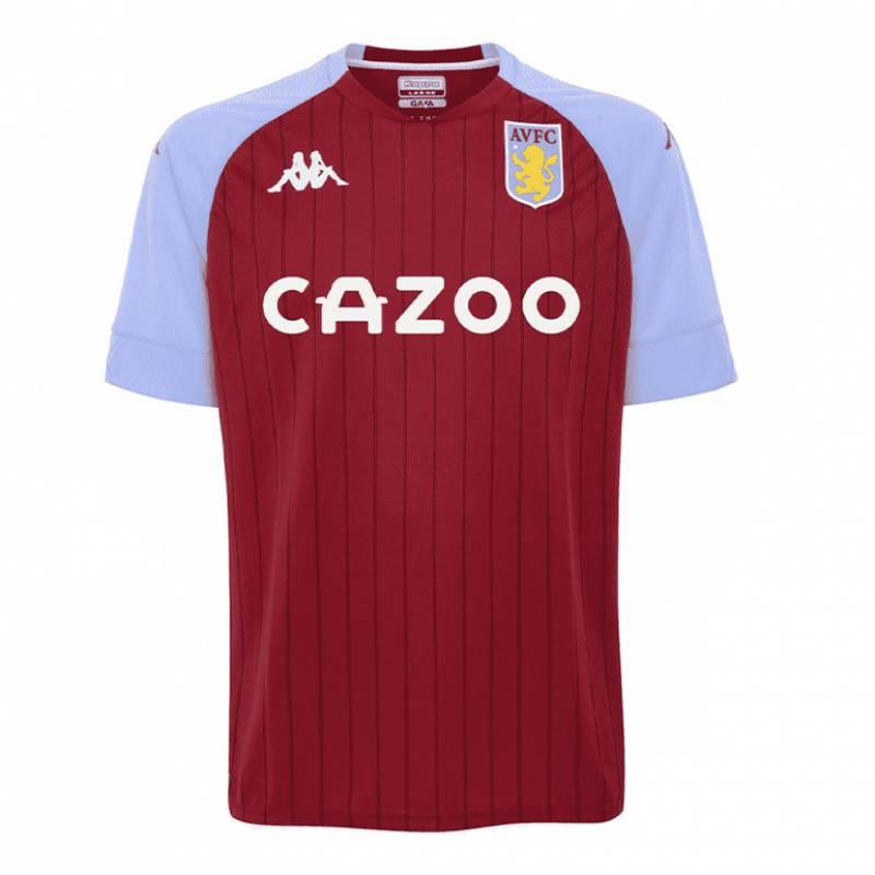 Maillot Aston Villa domicile 2020/2021