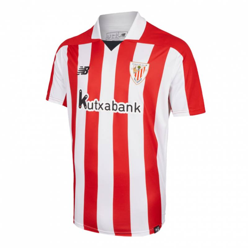 Maillot Athletic Bilbao domicile 2017/2018