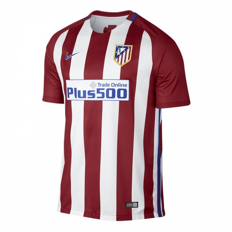 Maillot Atlético Madrid domicile 2016/2017