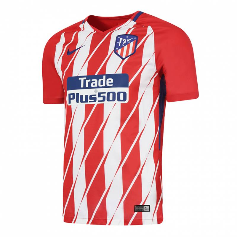 Maillot Atlético Madrid domicile 2017/2018