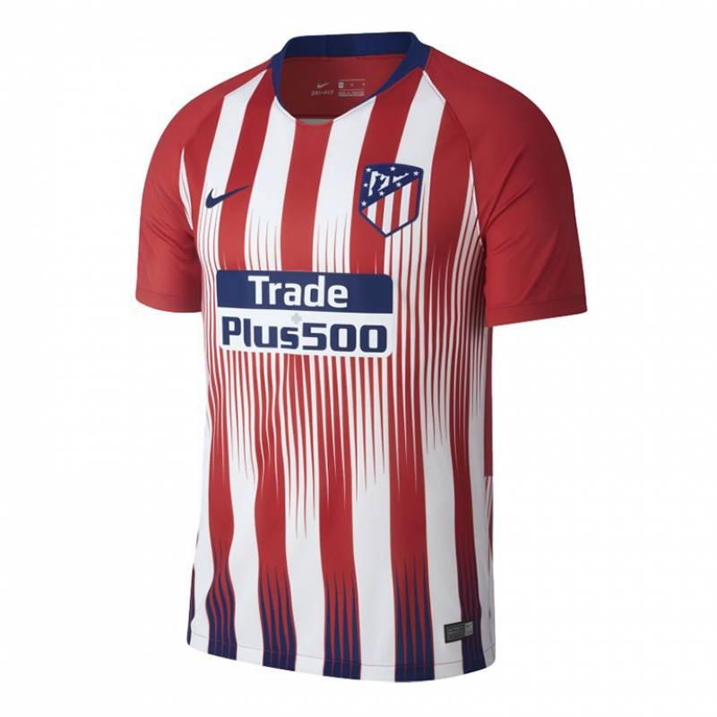 Maillot Atlético Madrid domicile 2018/2019