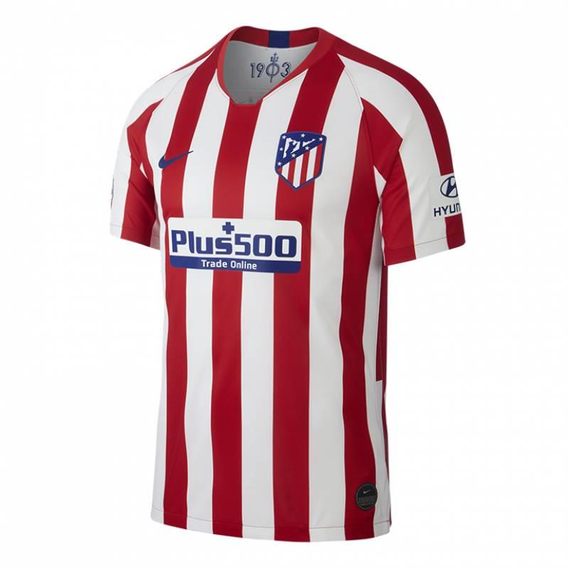 Maillot Atlético Madrid domicile 2019/2020