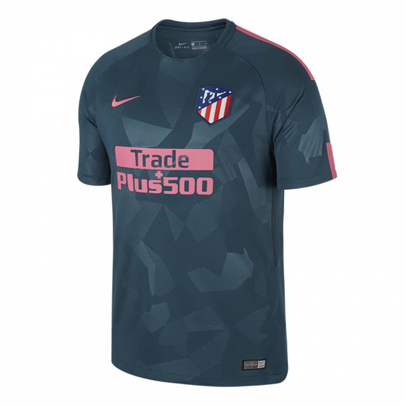 Maillot Atlético Madrid third 2017/2018