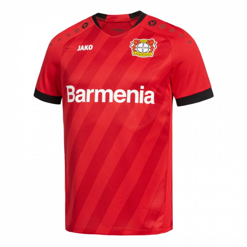 Maillot Bayer 04 Leverkusen domicile 2019/2020
