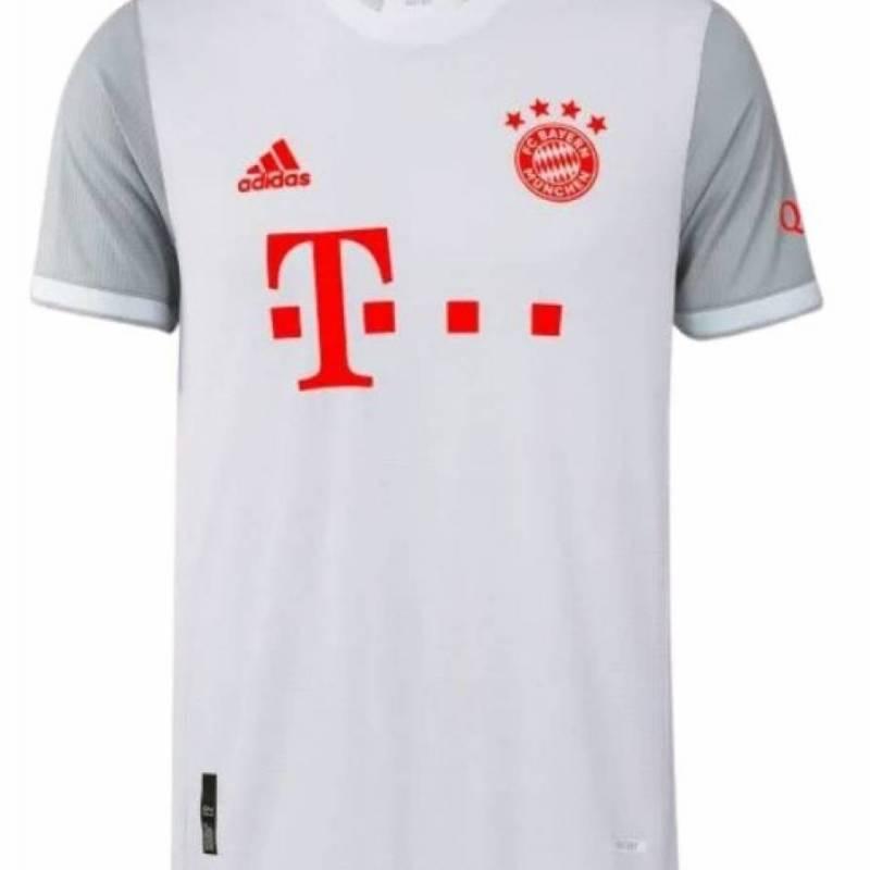 Maillot Bayern Munich extérieur 2020/2021