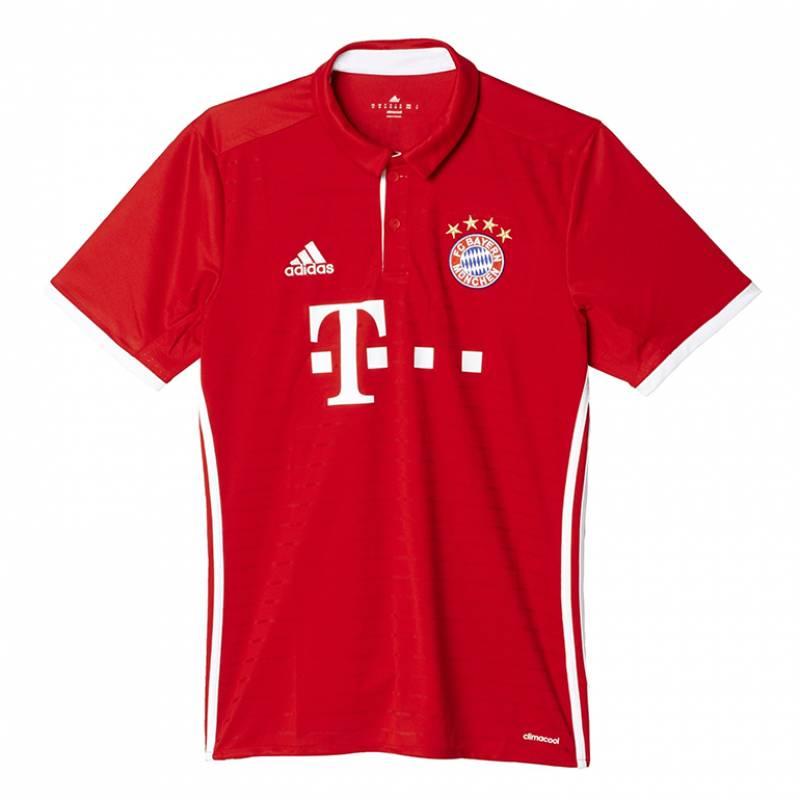 Maillot Bayern Munich domicile 2016/2017