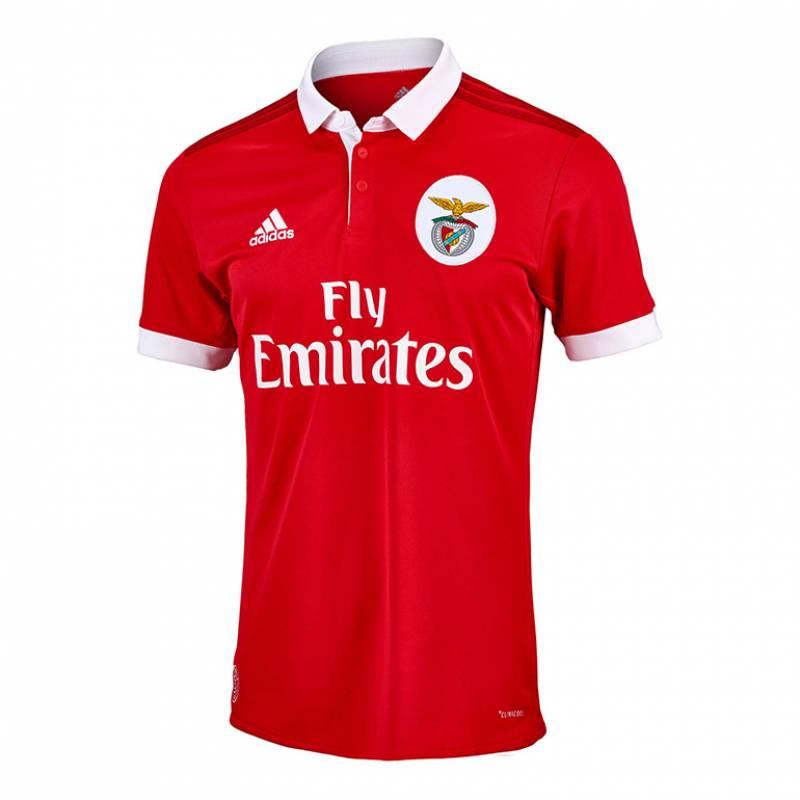 Maillot SL Benfica domicile 2017/2018