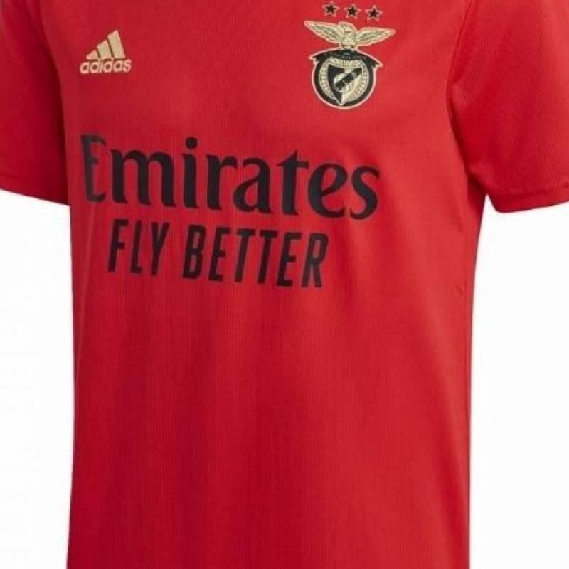 Maillot SL Benfica domicile 2020/2021