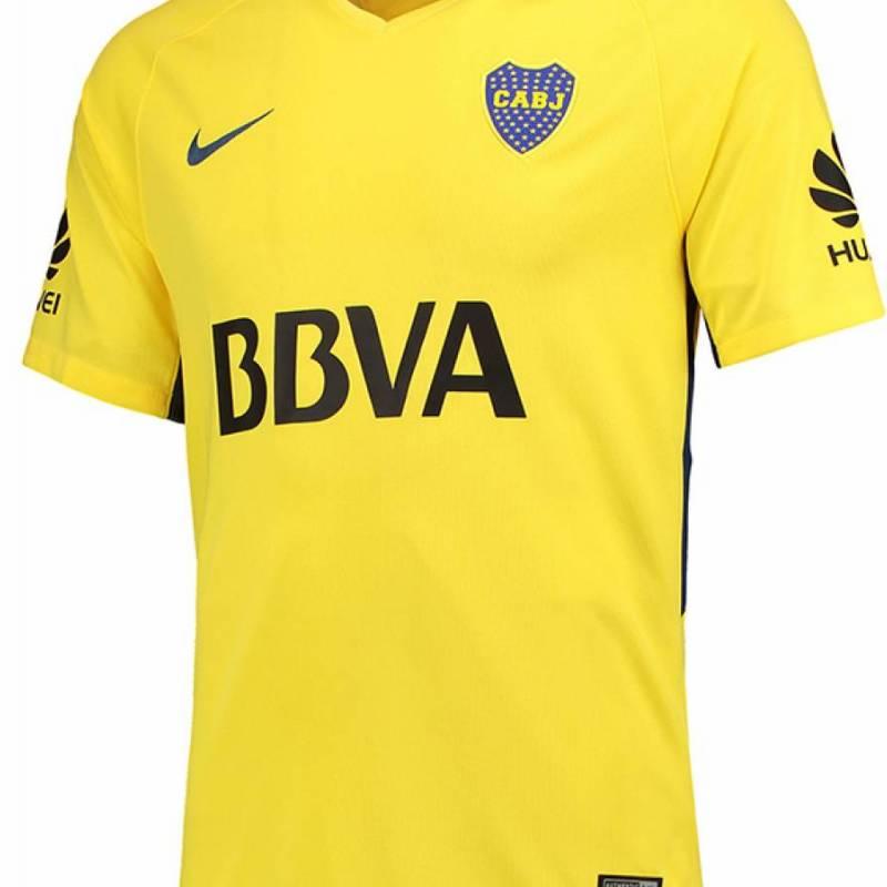 Maillot Boca Juniors extérieur 2017/2018