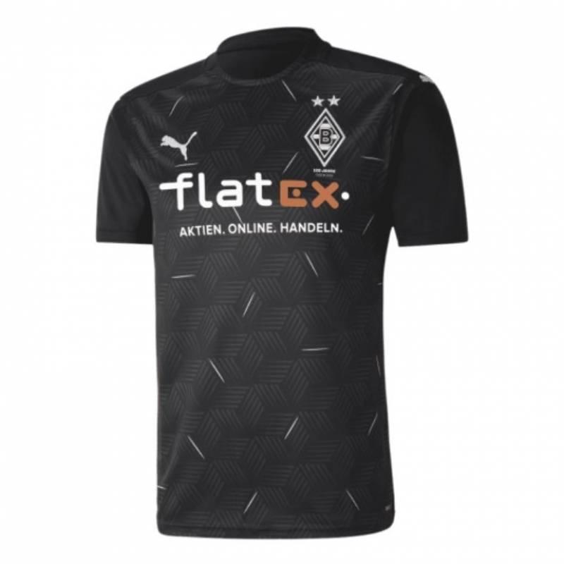 Maillot Borussia VfL Mönchengladbach extérieur 2020/2021
