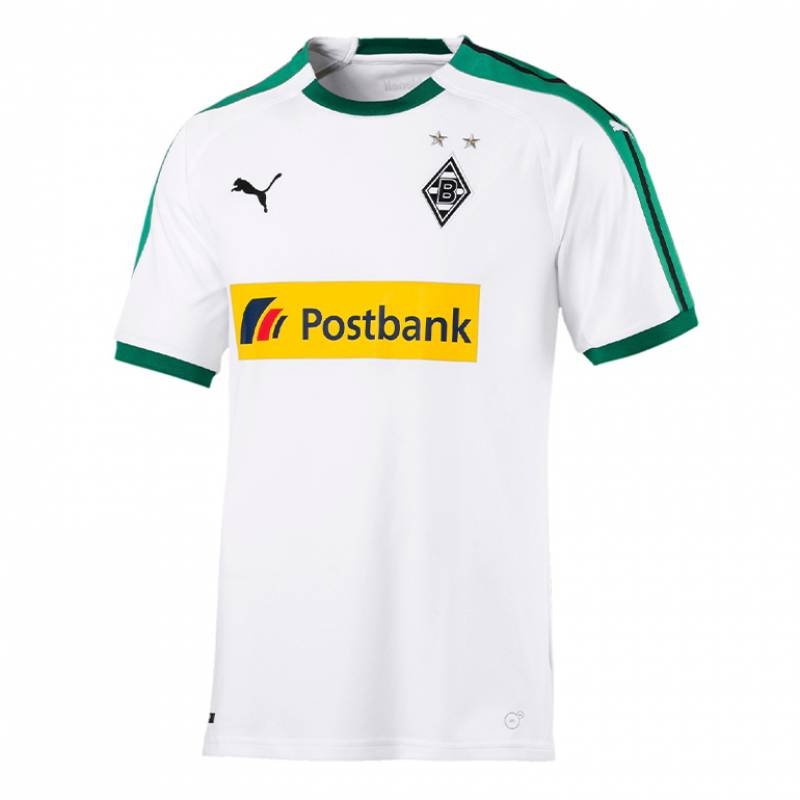 Maillot Borussia VfL Mönchengladbach domicile 2018/2019