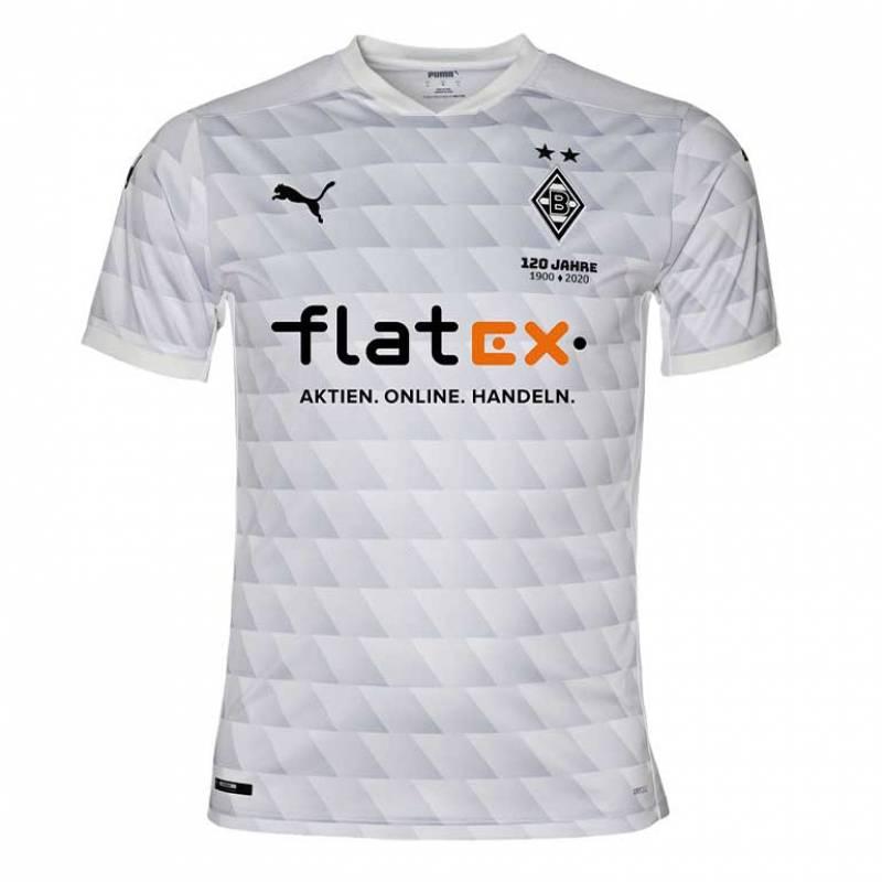 Maillot Borussia VfL Mönchengladbach domicile 2020/2021