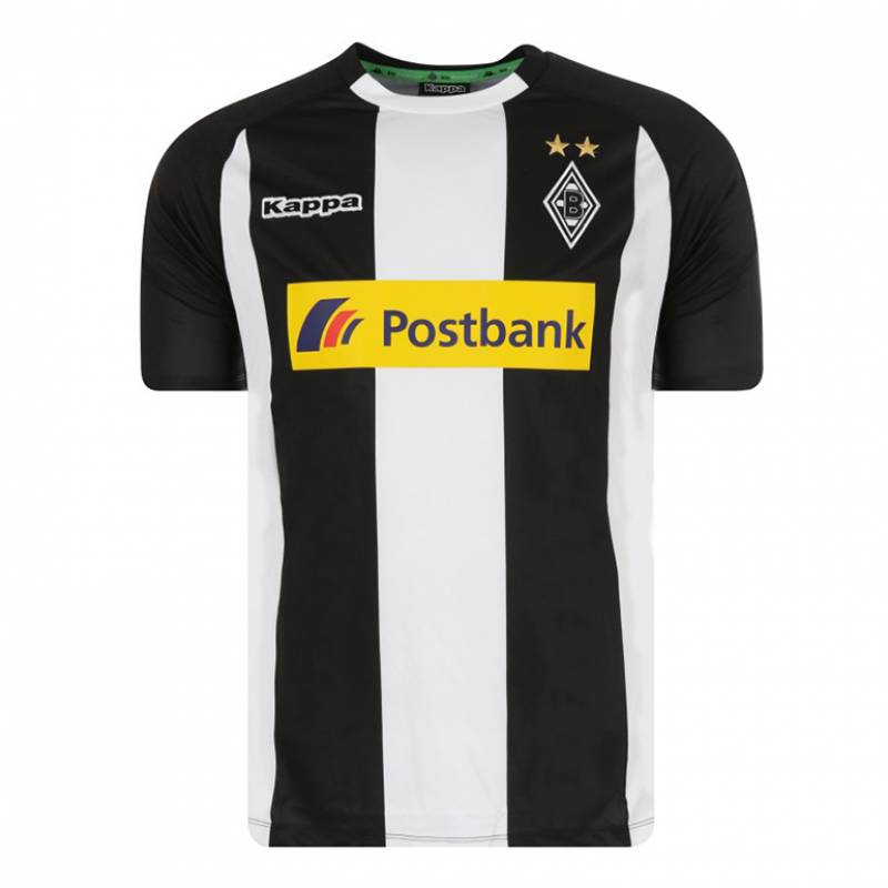 Maillot Borussia VfL Mönchengladbach third 2017/2018