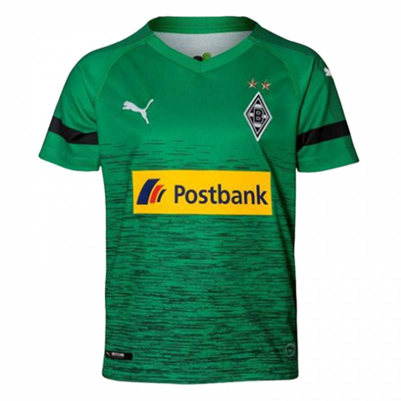 Maillot Borussia VfL Mönchengladbach third 2018/2019