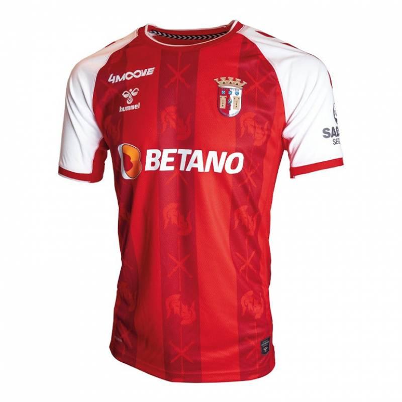Maillot Braga domicile 2021/2022