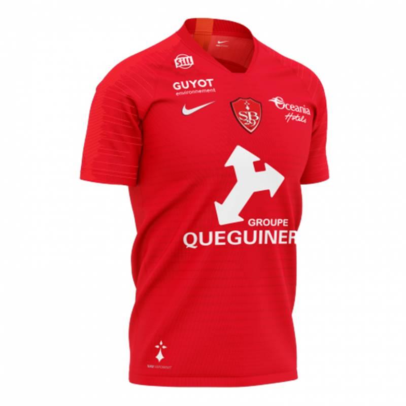 Maillot Brest domicile 2019/2020