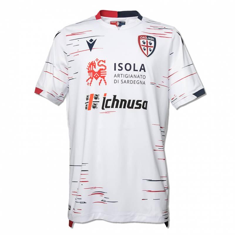 Maillot Cagliari extérieur 2019/2020