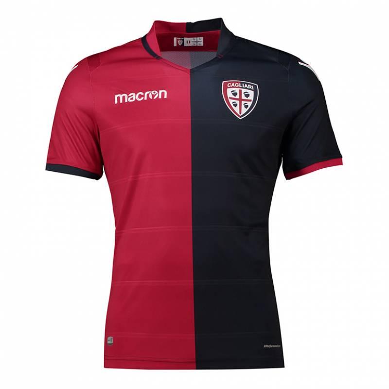 Maillot Cagliari domicile 2018/2019