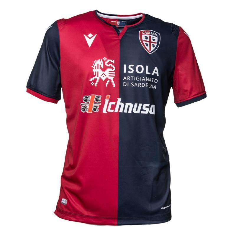 Maillot Cagliari domicile 2019/2020