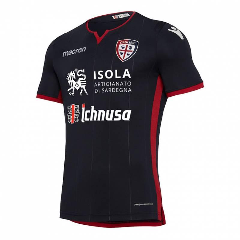 Maillot Cagliari third 2018/2019
