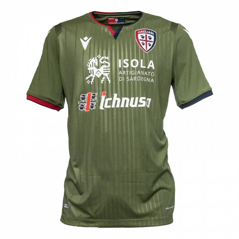 Maillot Cagliari third 2019/2020