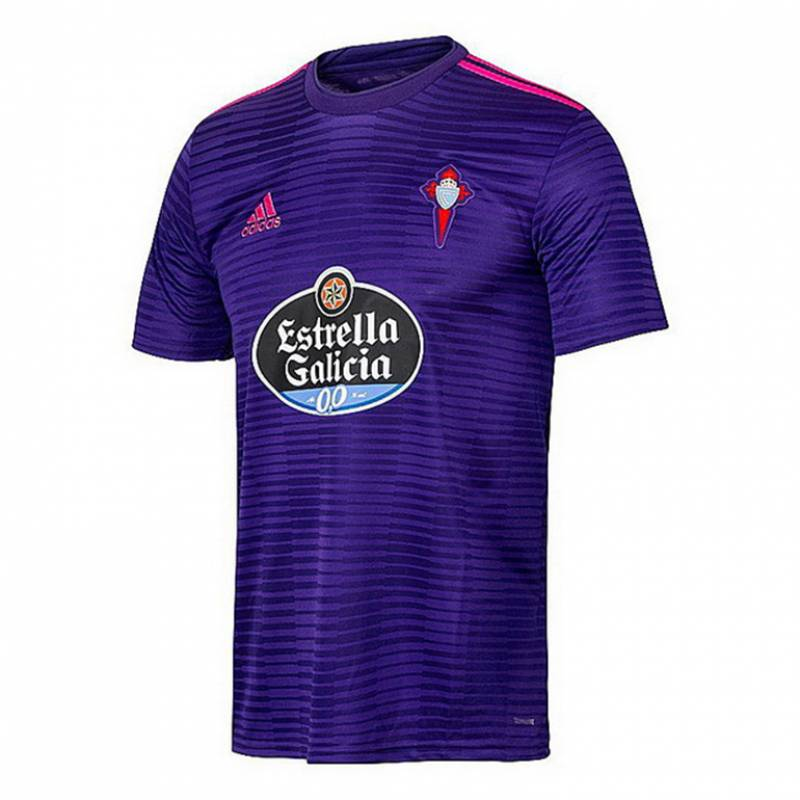 Maillot Celta de Vigo extérieur 2018/2019