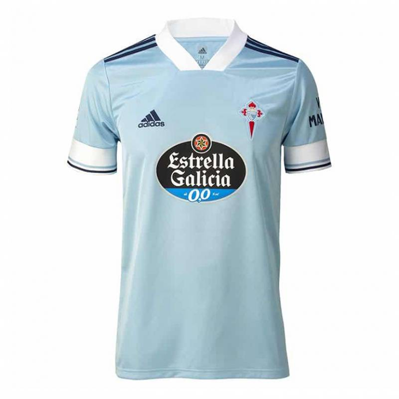 Maillot Celta de Vigo domicile 2020/2021