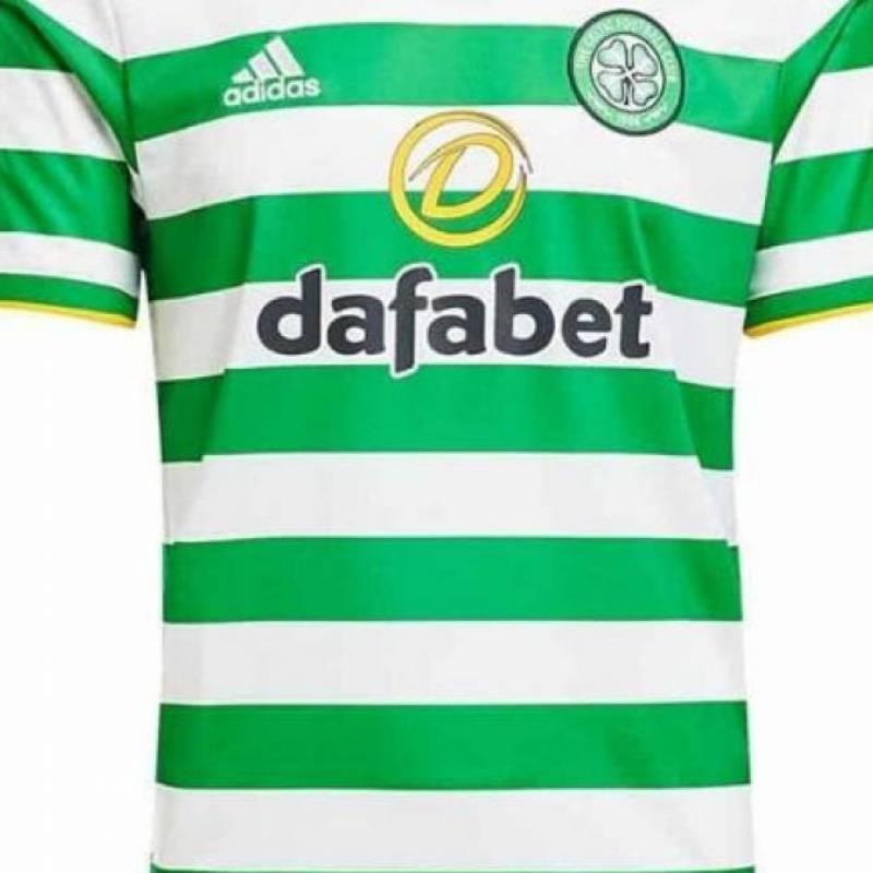 Maillot Celtic Glasgow domicile 2020/2021
