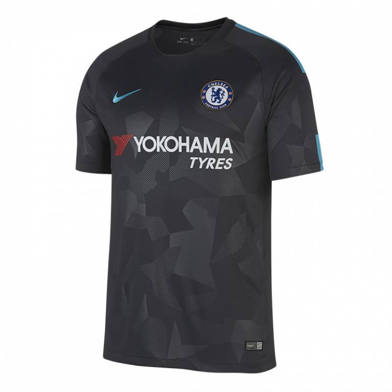 Maillot FC Chelsea London third 2017/2018