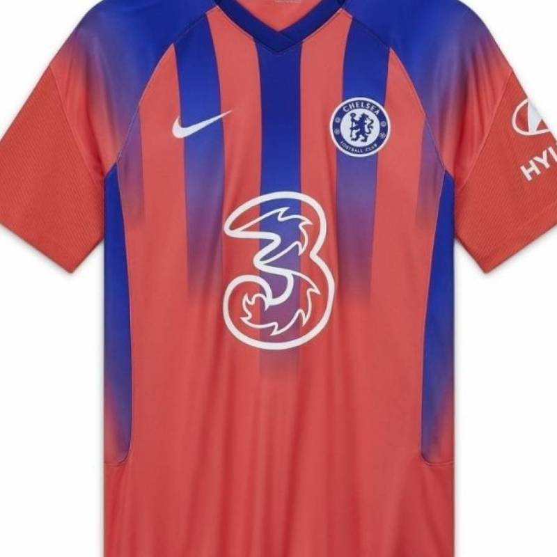 Maillot FC Chelsea London third 2020/2021