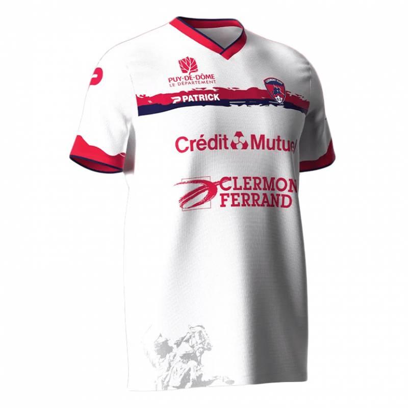Maillot Clermont extérieur 2021/2022
