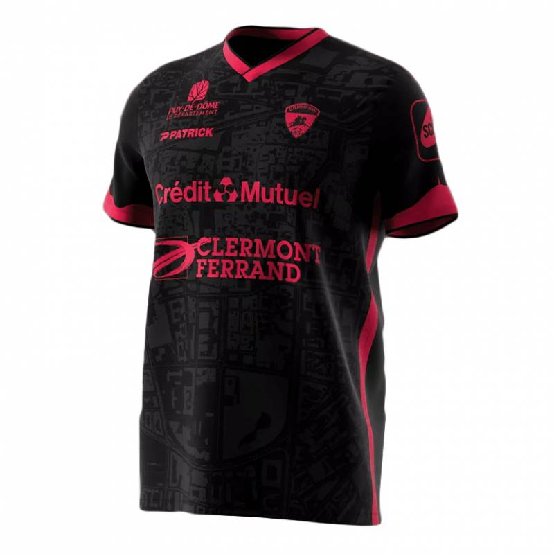 Maillot Clermont third 2021/2022