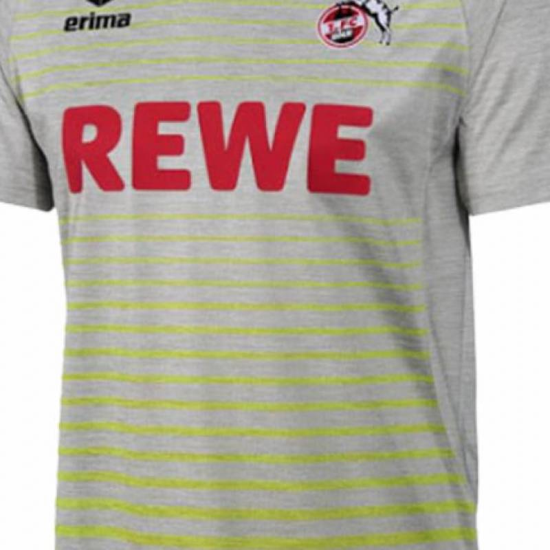 Maillot 1. FC Cologne third 2017/2018