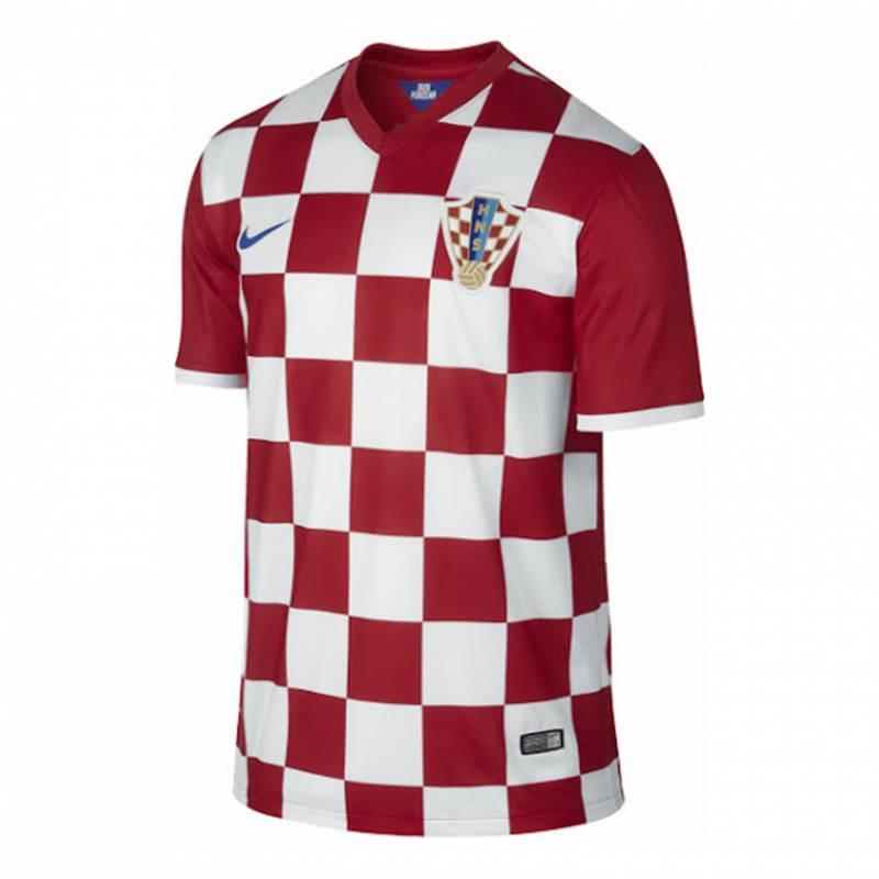 Maillot Croatie domicile 2014