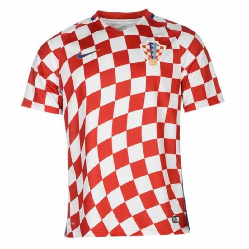 Maillot Croatie domicile 2016