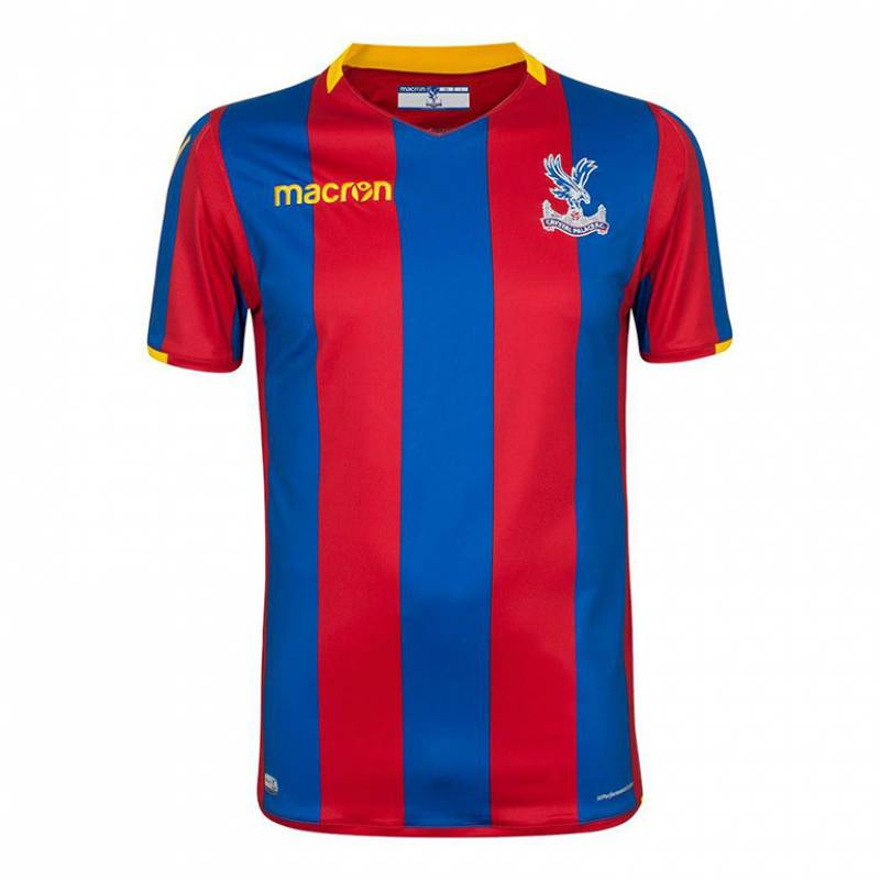 Maillot Crystal Palace domicile 2017/2018