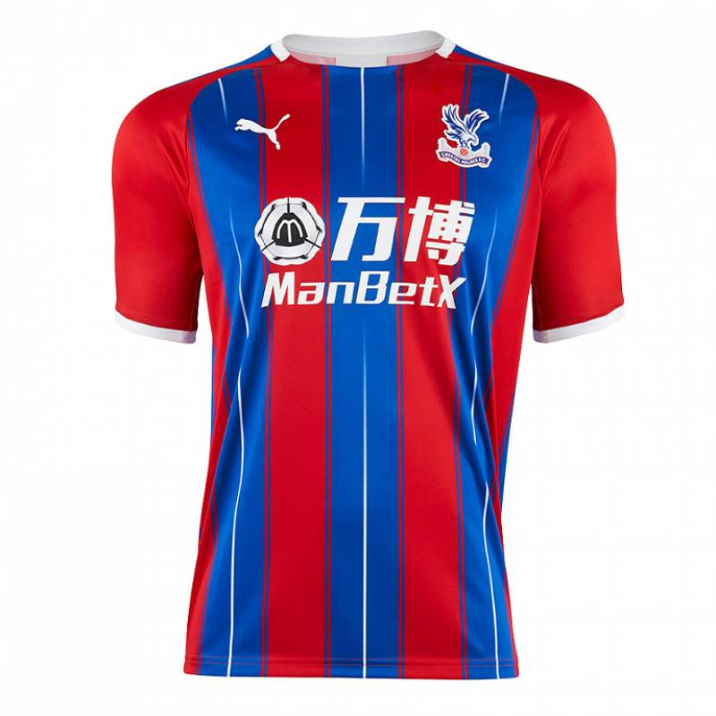Maillot Crystal Palace domicile 2019/2020