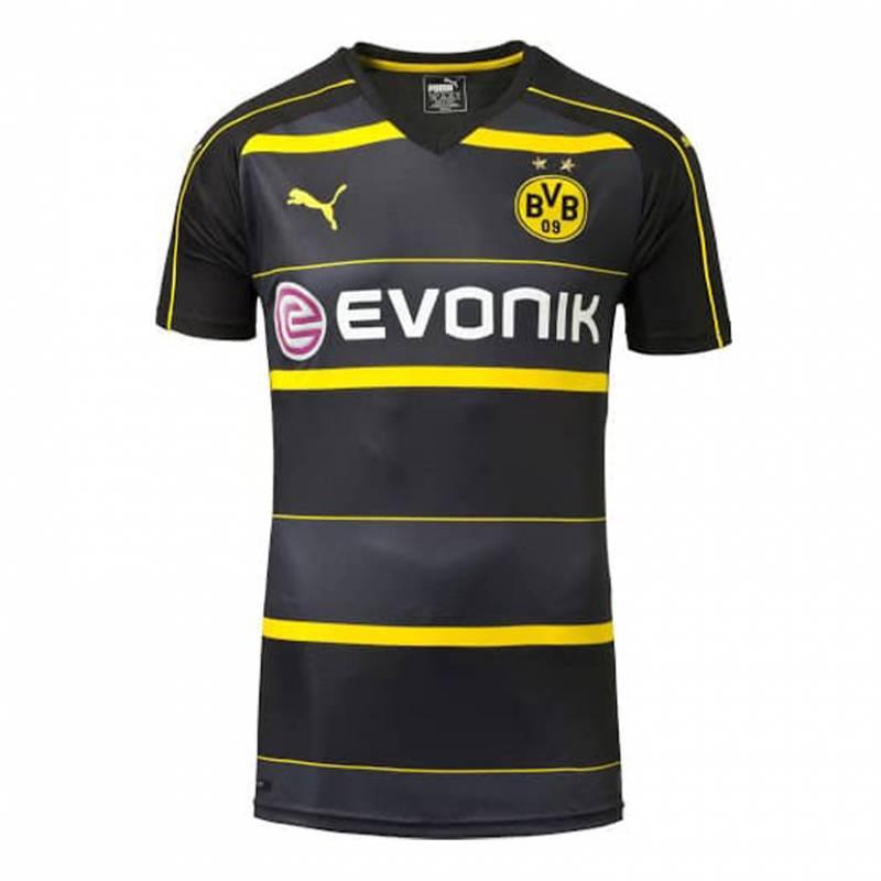Maillot BV Borussia 09 Dortmund extérieur 2016/2017