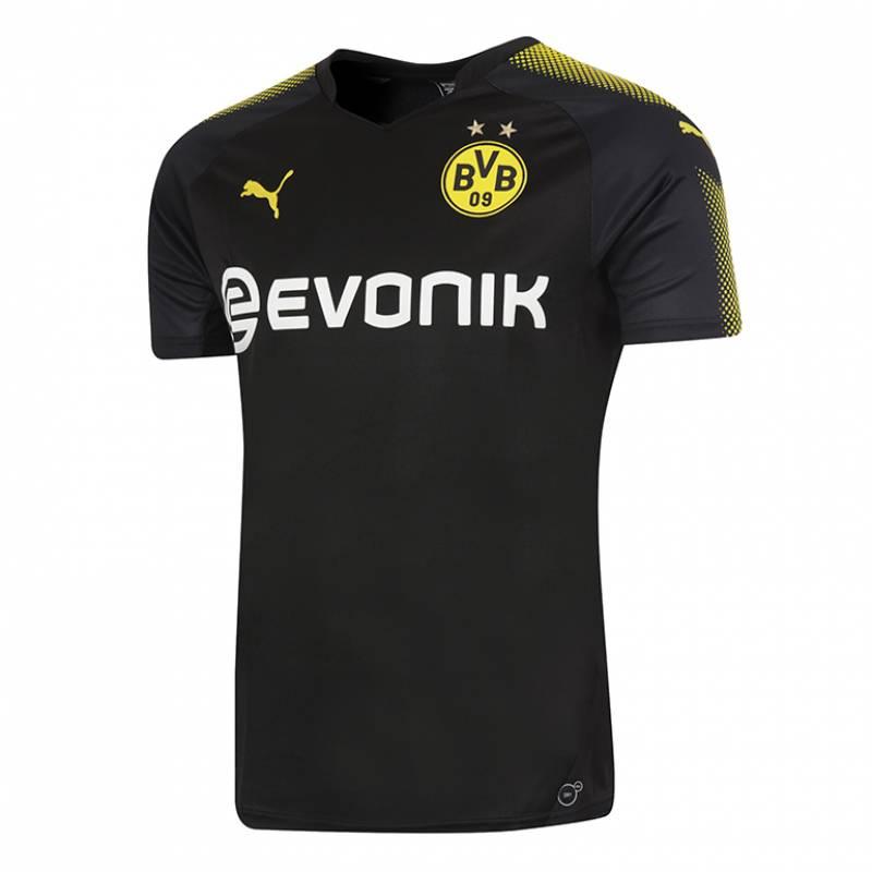 Maillot BV Borussia 09 Dortmund extérieur 2017/2018