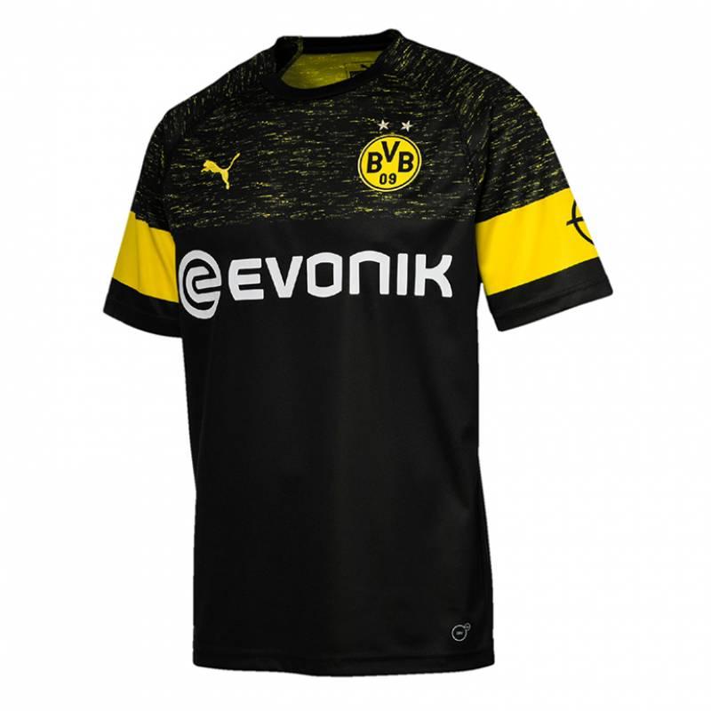 Maillot BV Borussia 09 Dortmund extérieur 2018/2019