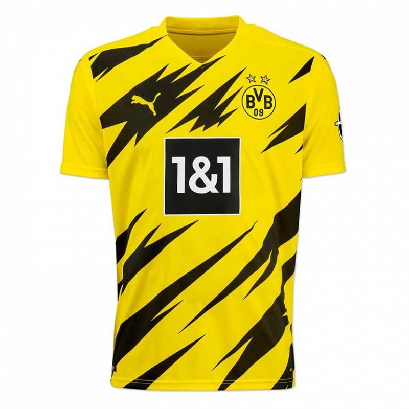 Maillot BV Borussia 09 Dortmund domicile 2020/2021