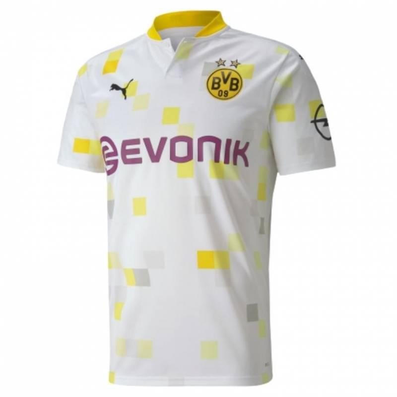 Maillot BV Borussia 09 Dortmund third 2020/2021