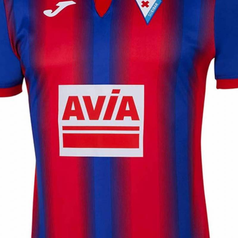 Maillot Eibar domicile 2019/2020