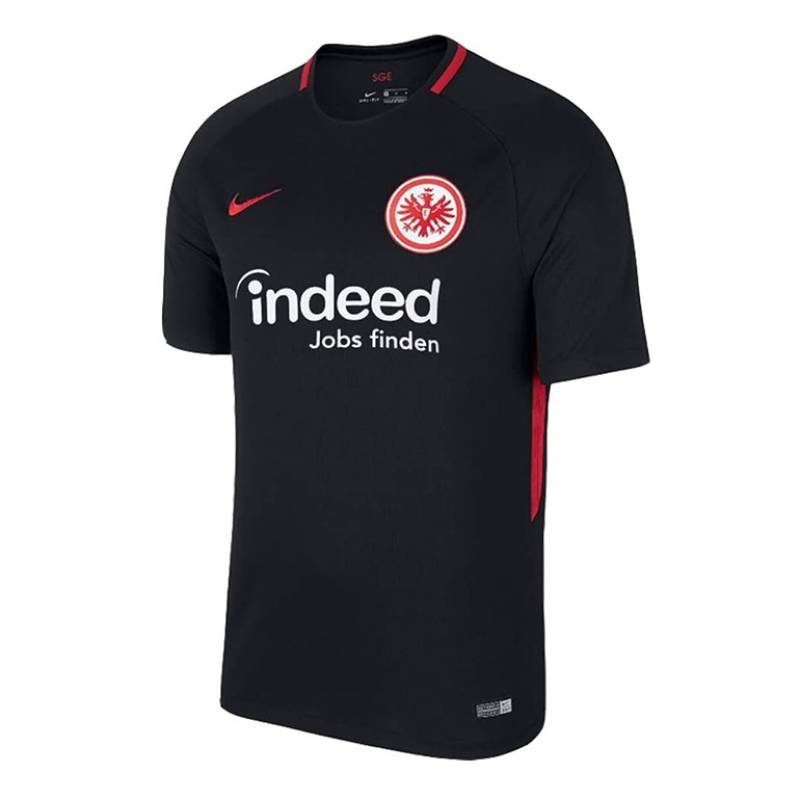 Maillot Eintracht Francfort extérieur 2017/2018